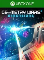 Geometry Wars 3: Dimensions cover