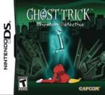 Ghost Trick Phantom Detective cover