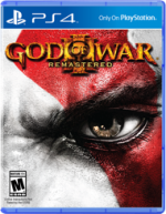 God of War III Remasteredcover