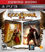 God of War Origins Collection cover