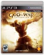God Of War: Ascension cover