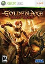 Golden Axe: Beast Ridercover