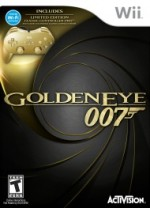 GoldenEye 007cover