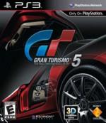 Gran Turismo 5 cover