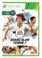 Grand Slam Tennis 2 cover