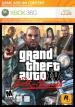 Grand Theft Auto IV: The Lost & Damned cover