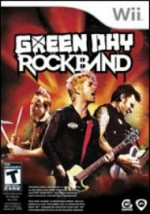 Green Day: Rock Band cover