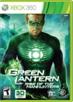 Green Lantern: Rise of Manhunters cover
