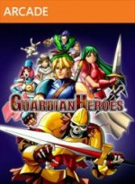 Guardian Heroes cover