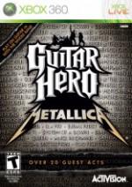 Guitar Hero: Metallica cover