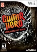 Guitar Hero: Warriors of Rock cover
