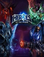 Heroes of the Stormcover