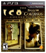 Ico and Shadow of the Colossus Collection cover
