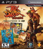 Jak and Daxter Collection cover