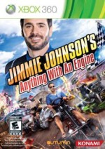 Jimmie Johnson's Anything With An Engine cover