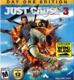 Just Cause 3cover
