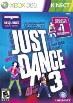 Just Dance 3 cover