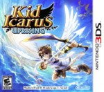 Kid Icarus: Uprising - 3DS cover