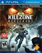 Killzone: Mercenary cover