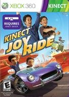 Kinect Joy Ride cover