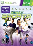 Kinect Sports cover
