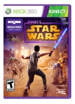 Kinect Star Wars cover