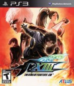 King of Fighters XIII cover