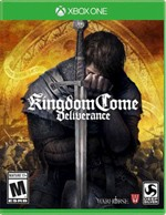 Kingdom Come: Deliverancecover