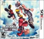 Kingdom Hearts 3D: Dream Drop Distance cover