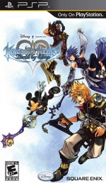 Kingdom Hearts: Birth By Sleep cover