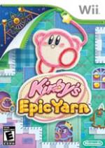 Kirby's Epic Yarn cover