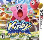 Kirby: Triple Deluxe cover
