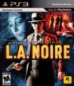L.A. Noirecover