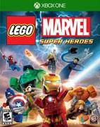Lego Marvel Super Heroescover