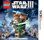 LEGO Star Wars III: The Clone Wars - 3DS cover