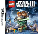 LEGO Star Wars III: The Clone Wars cover