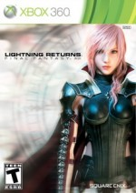 Lightning Returns: Final Fantasy XIII cover