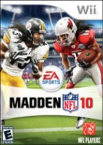 Madden NFL 10 cover