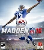 Madden NFL 16cover