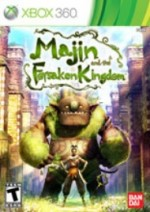 Majin and the Forsaken Kingdom cover