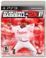 Major League Baseball 2K11 cover