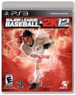 Major League Baseball 2K12 cover