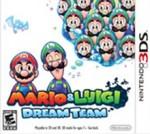 Mario & Luigi: Dream Team cover