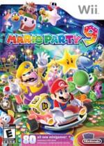 Mario Party 9 cover