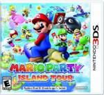 Mario Party: Island Tour cover