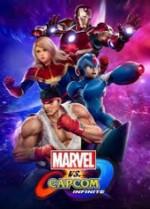 Marvel vs. Capcom: Infinitecover