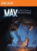 Max: The Curse of Brotherhoodcover