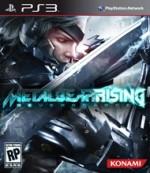Metal Gear Rising: Revengeancecover