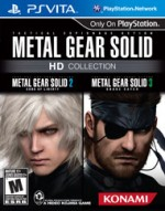 Metal Gear Solid HD Collectioncover
