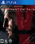 Metal Gear Solid V: The Phantom Paincover